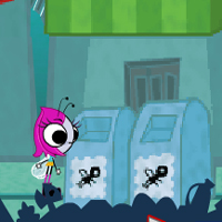 Free online flash games -  Maggies Germy Roundup game - WowEscape