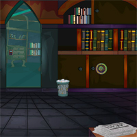 EnaGames The Circle 2-Library Escape