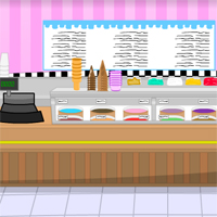 Free online flash games - MouseCity Ice Cream Parlor Escape