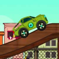 Free online flash games - Toon Truck Ride game - WowEscape