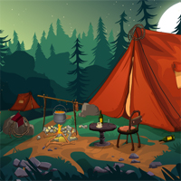 Free online flash games - The True Criminal-The Fire Camp Escape  game - WowEscape