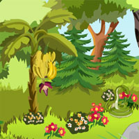 Free online flash games - Jungle Forest Escape game - WowEscape