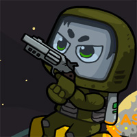 Free online flash games - Astro Sheriff AddictingGames game - WowEscape