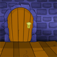 Free online flash games - Mousecity Escape Monster Dungeon game - WowEscape