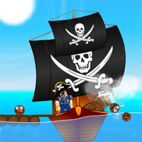 Free online html5 games - Angry Pirates Nextplay game