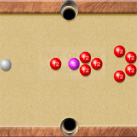 Free online flash games - Mini Pool 3 Freeonlinegames game - WowEscape