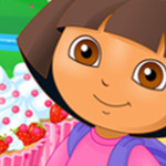 Free online flash games - Explore Cooking with Dora  game - WowEscape