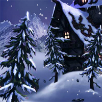 Free online flash games - EnaGames The Frozen Sleigh-Celiver Cave Escape game - WowEscape