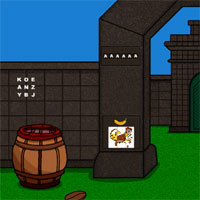 Free online flash games - G2J Find the Jailer Walkie Talkie Escape