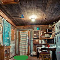 Free online flash games - GFG Hut Hotel Room Escape