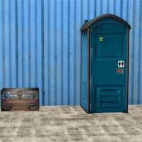 Free online flash games - Blue Warehouse Escape Episode 2 MouseCity game - WowEscape