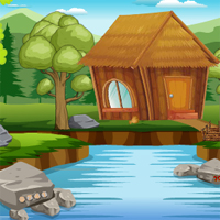Free online flash games - Top10NewGames Rescue The Dog game - WowEscape