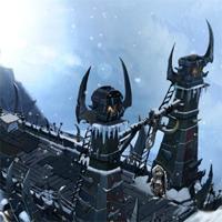 Free online flash games - EnaGames The Frozen Sleigh-Creepy Castle Escape game - WowEscape