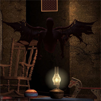 Free online flash games - 365 Dark Prophecy game - WowEscape