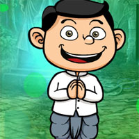 Free online flash games - G4K Traditional Welcome Boy Escape