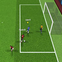 Free online flash games - Indonesia Soccer League game - WowEscape
