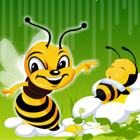 Free online flash games - Hidden Bee HOG game - WowEscape