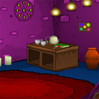 Free online flash games - G4E Halloween Dark Door Escape game - WowEscape