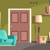 Free online flash games - GFG Door Escape 6