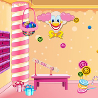 Reply Candy House Escape