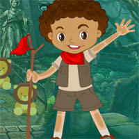 Free online flash games - G4K Pennon Boy Rescue  game - WowEscape