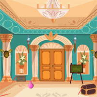 Free online flash games - Queen Rescue From Castle  game - WowEscape