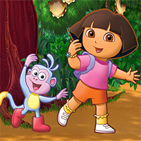 Free online flash games - Dora And Boots Escape 3 game - WowEscape