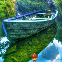 Free online flash games - Wowescape Piranha Lake Escape game - WowEscape