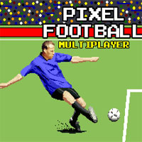 Free online flash games - Pixel Football Multiplayer game - WowEscape