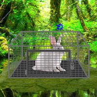 Free online flash games - White Rabbit Escape game - WowEscape