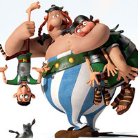 Free online flash games - Asterix Hidden Spots game - WowEscape