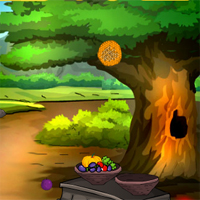 Free online flash games - Ancient Forest Donkey Rescue game - WowEscape
