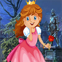Free online flash games - Games4King Beauty Queen Rescue  game - WowEscape
