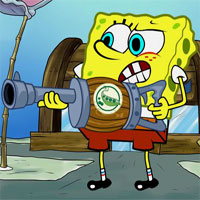 Free online flash games - Spongebob Defense 2 game - WowEscape