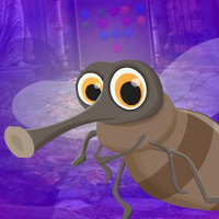 Free online flash games - G4K Bizarre Insect Escape game - WowEscape