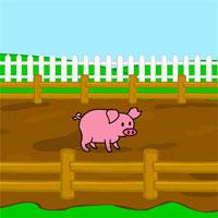 Free online flash games - MouseCity Spring Farm Escape game - WowEscape