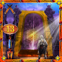 Free online flash games - Escape From Fantasy World Level 13 game - WowEscape