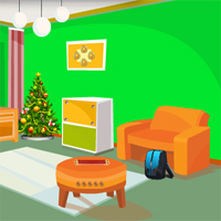 Free online flash games - New Year Find The Greeting Card game - WowEscape