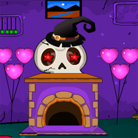 Free online html5 games - Halloween Celebration Door Escape game