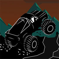 Free online flash games - Monster Truck Shadowlands 3 game - WowEscape