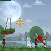 Free online flash games - Soccer Balls 2 Level Pack game - WowEscape