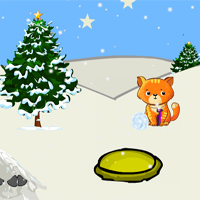 Free online flash games - NsrEscapeGames Merry Christmas 08 game - WowEscape