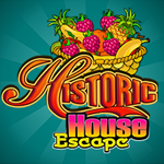 Free online flash games - Historic House Escape game - WowEscape