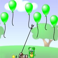Free online flash games - Balloon Teddies game - WowEscape