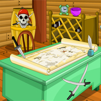 Free online flash games - Jolly Roger Captain Escape game - WowEscape