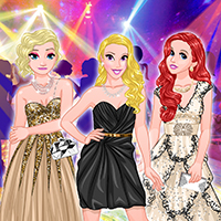 Free online flash games - Princesses VIP Party game - WowEscape