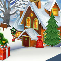 Free online flash games - Find The Christmas Kit