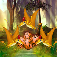 Free online flash games - Dragon Egg Fantasy Escape