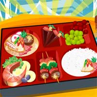 Free online flash games - Sushi Box Decoration game - WowEscape