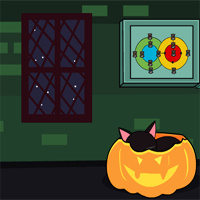 Free online flash games - GenieFunGames Billy Halloween Escape game - WowEscape